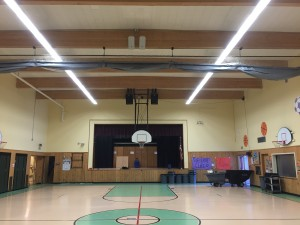 Bear Creek Elementary Audio System Spring Cleaning